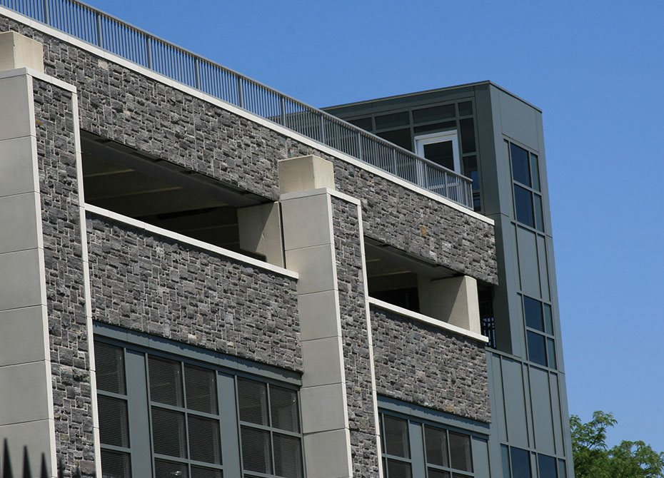 Fordham University Eastern Exterior Wall Systems Inc